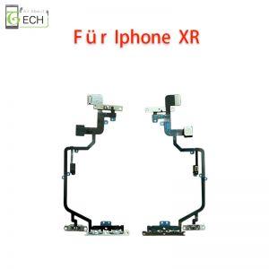 Für iPhone XR An Aus Volume Stummschalter Laut Leise Mute LED Blitz Flex