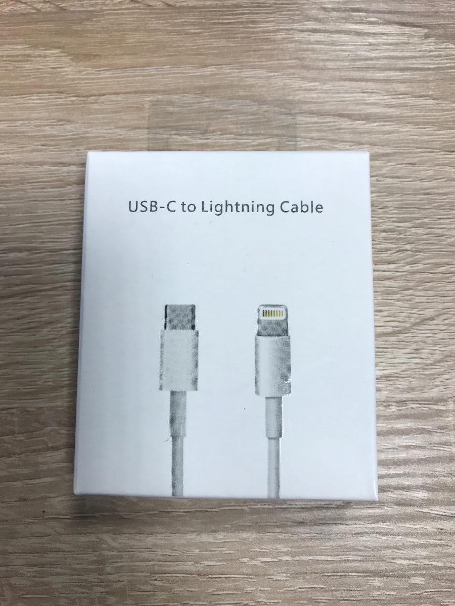 adapter lightning auf usb c typ c kabel f r macbook iphone. Black Bedroom Furniture Sets. Home Design Ideas